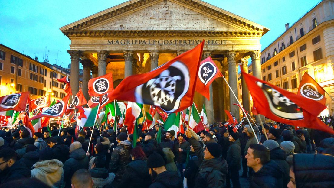 Un tribunal de Roma ordena a Facebook reactivar la cuenta de un movimiento fascista italiano