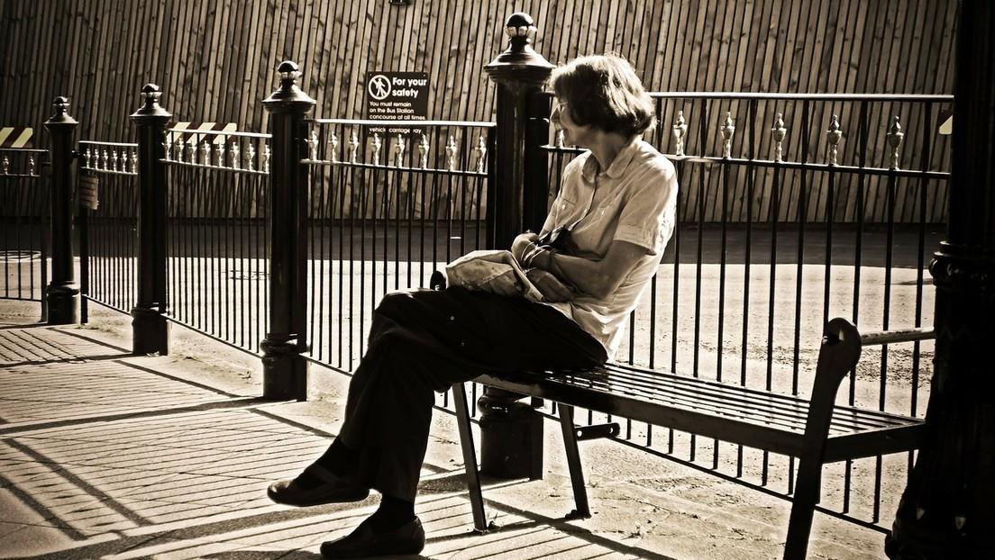 """El causante de la """"epidemia de soledad"""" podría no ser otro que el envejecimiento de la población"""