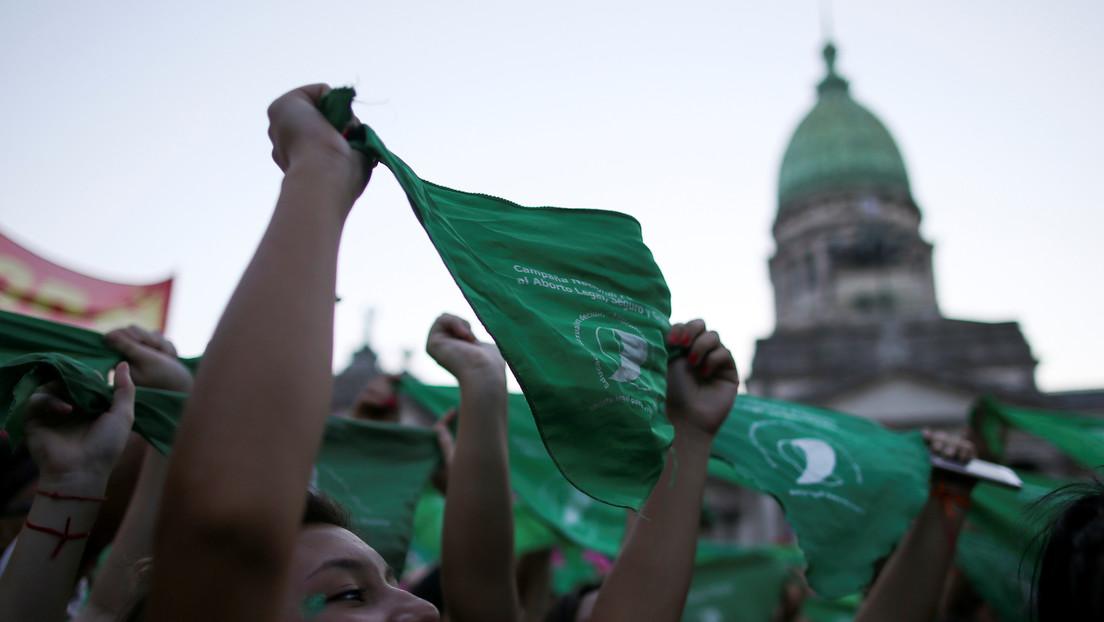 El ministro de Salud de Argentina presenta el nuevo protocolo de aborto no punible