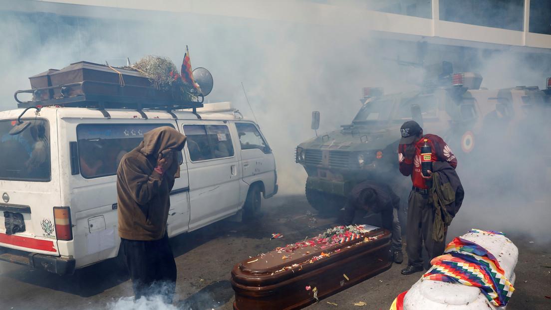 Gobierno de facto de Bolivia acepta comisión de expertos de la CIDH para investigar la violencia electoral