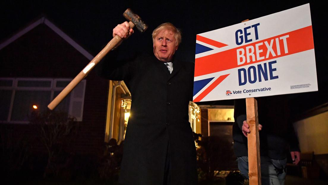 Los conservadores liderados por Boris Johnson ganan las elecciones con la promesa de completar el Brexit