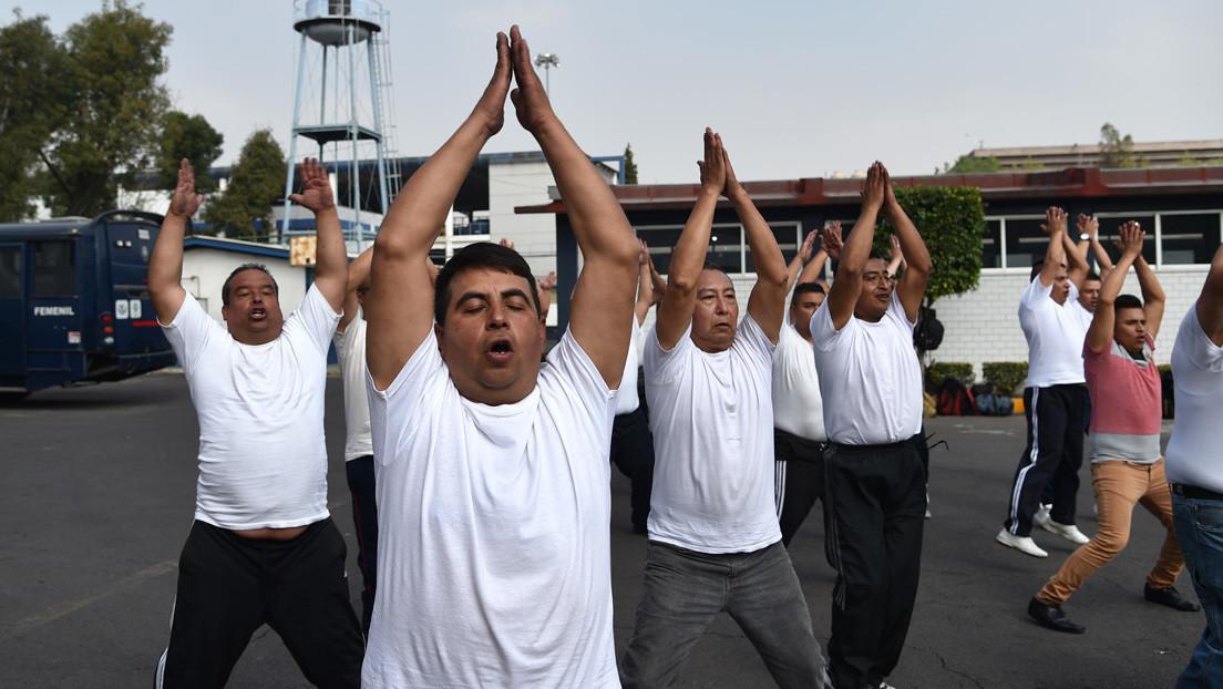 Ciudad de México paga a sus policías para que bajen de peso