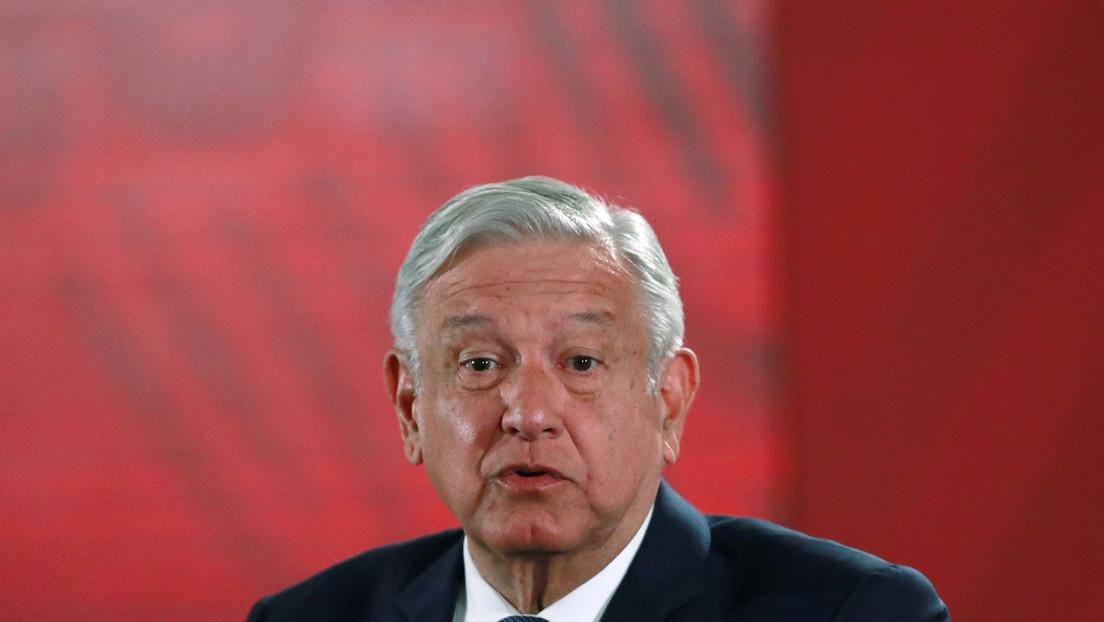 """López Obrador, sobre su despedida a Evo Morales: """"Le dije que no queremos dictaduras militares, democracia sí, militarismo no"""""""