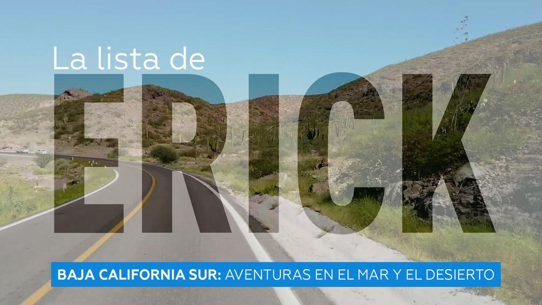 Baja California Sur: aventuras en el mar y el desierto