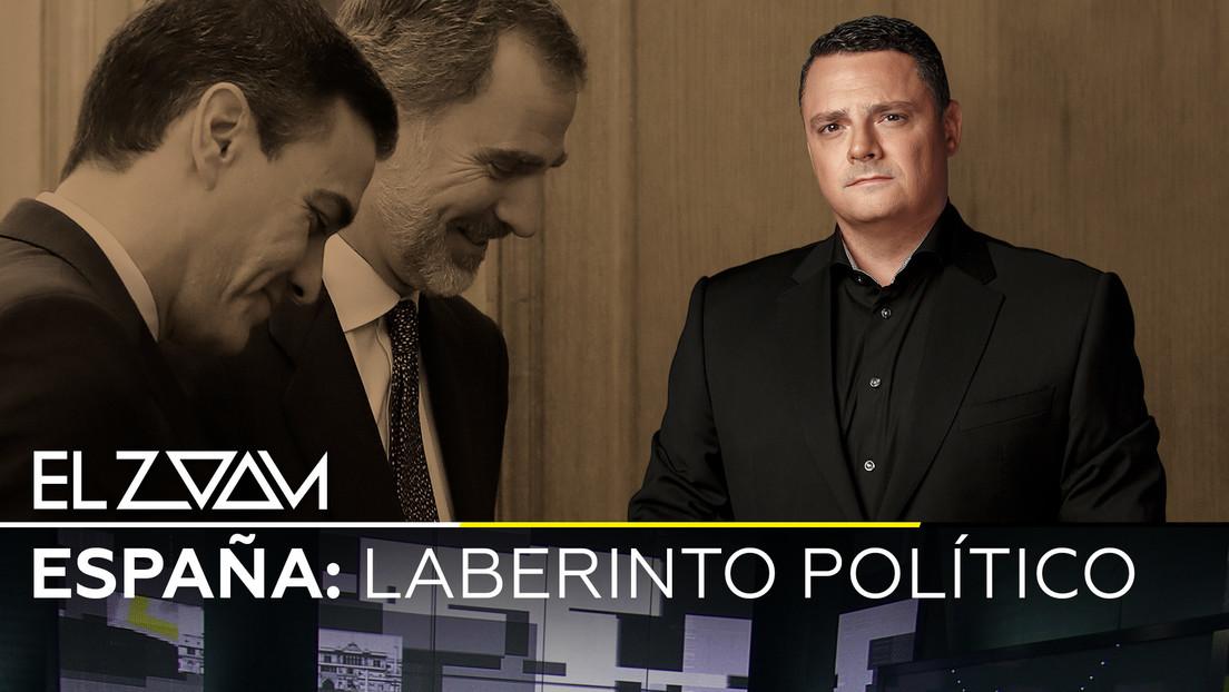 España: Laberinto político