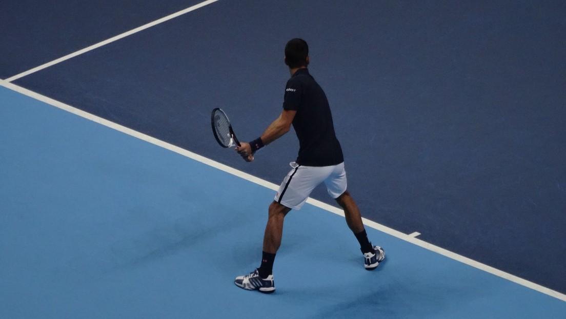 """Absuelven a un tenista tras demostrar que la cocaína en su cuerpo era por """"contaminación ambiental"""""""