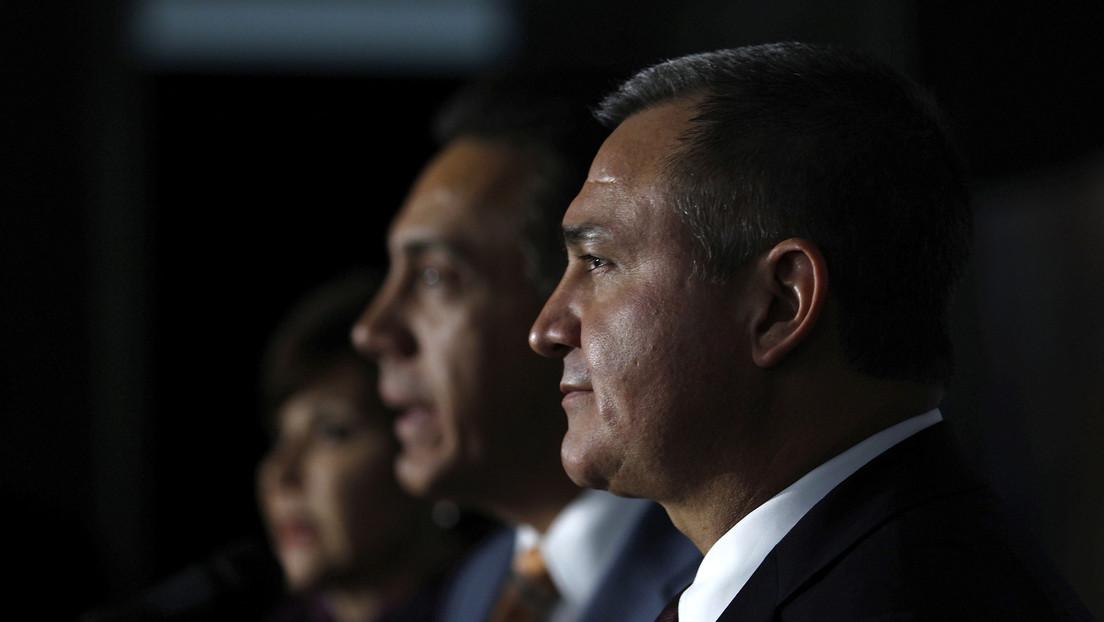 El Gobierno de México congela 11 cuentas vinculadas a Genaro García Luna