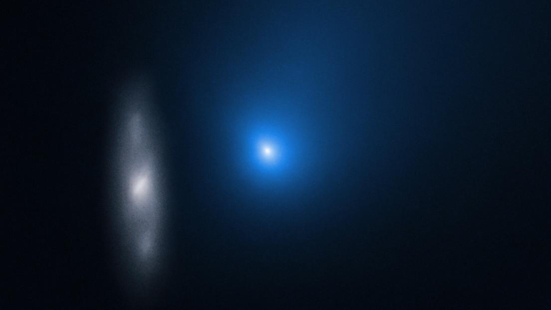 Captan las imágenes más nítidas del cometa interestelar Borisov atravesando el sistema solar