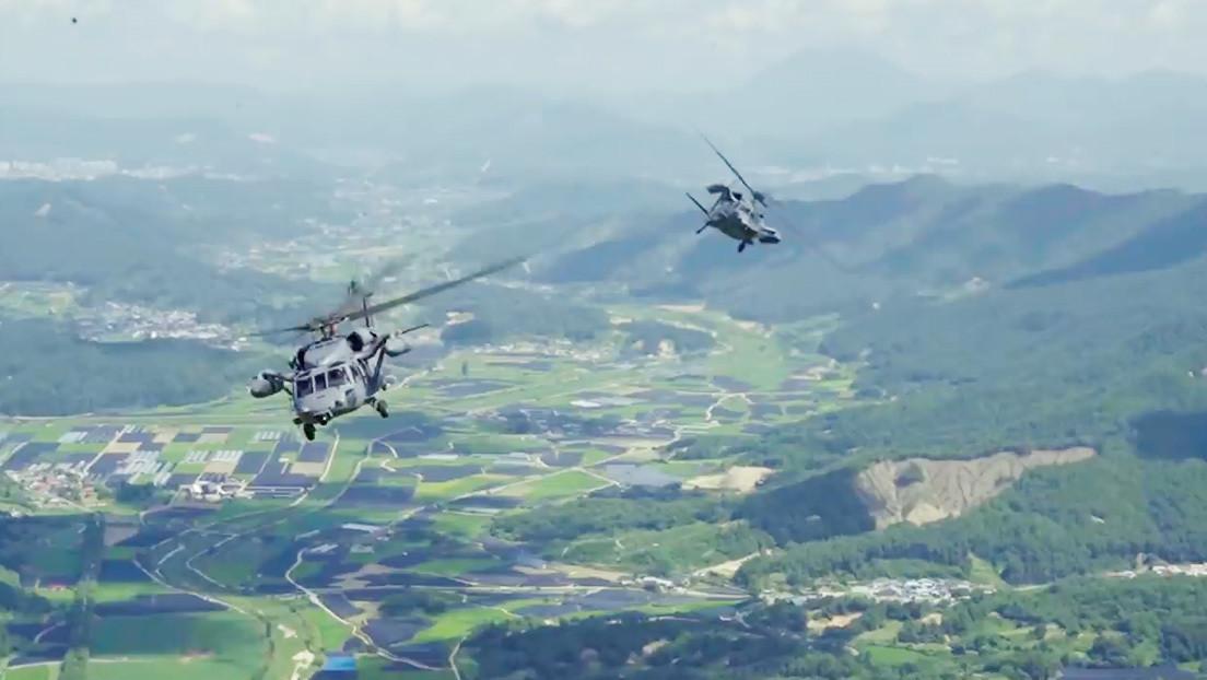 """Seúl recrea un ataque con F-35 y se jacta de una """"gloriosa victoria"""" sobre Pionyang en un video de propaganda"""