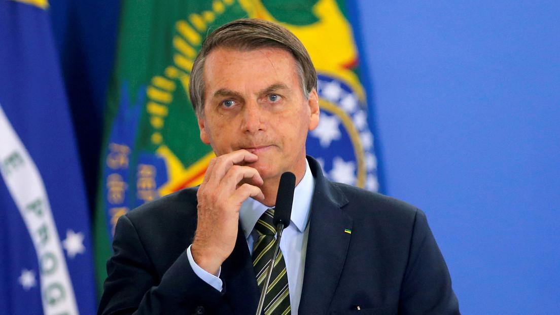 """Bolsonaro asegura que """"Dios es brasileño"""" y que le debe a él su ascenso a la presidencia"""