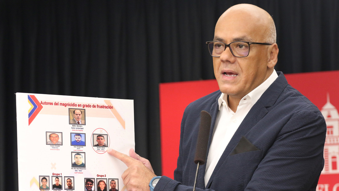 """Caracas denuncia un plan terrorista de los opositores que buscaban un """"baño de sangre"""""""
