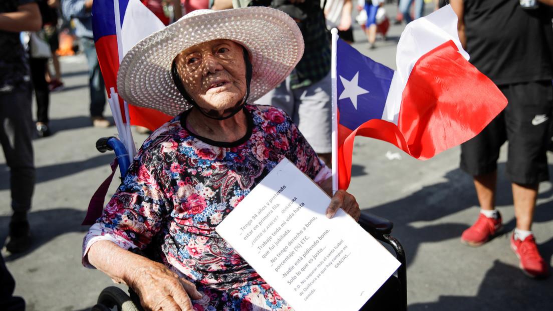 Consulta ciudadana en Chile: más del 80% de 2 millones de votantes apoya una nueva Constitución