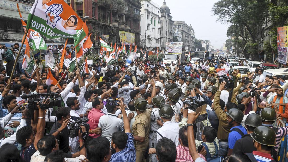 El Gobierno de la India corta acceso a Internet en varias ciudades en medio de violentas protestas