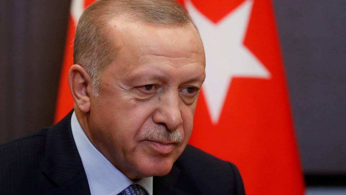 Erdogan amenaza a EE.UU. con reconocer el genocidio de los indígenas