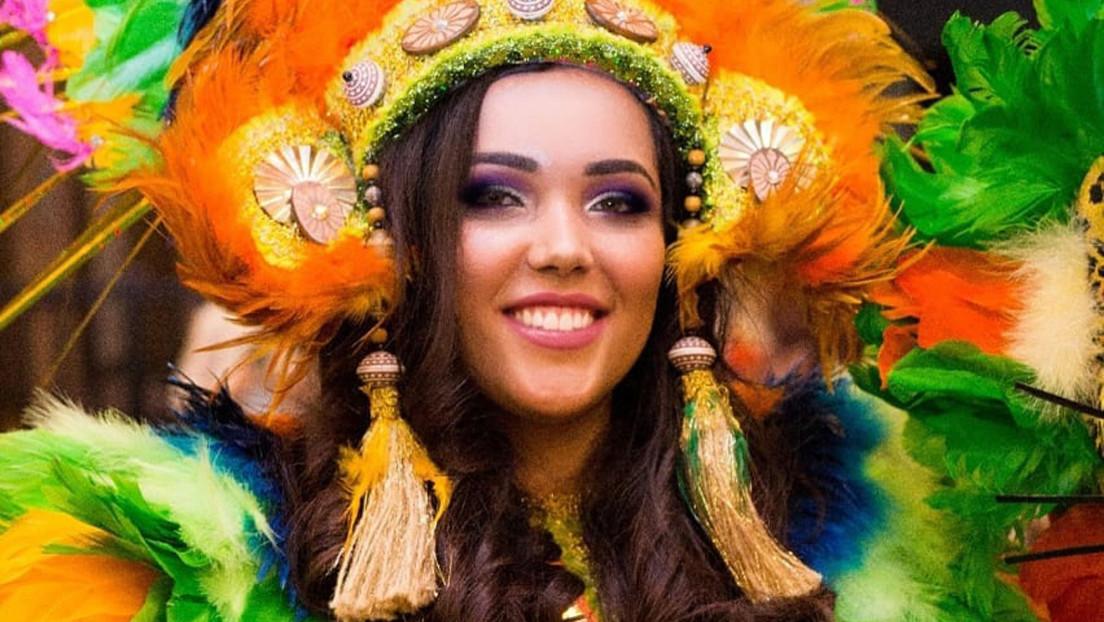 """La brasileña que ganó Miss Mundo 'Talla Plus': """"La belleza también está en las gordas"""""""