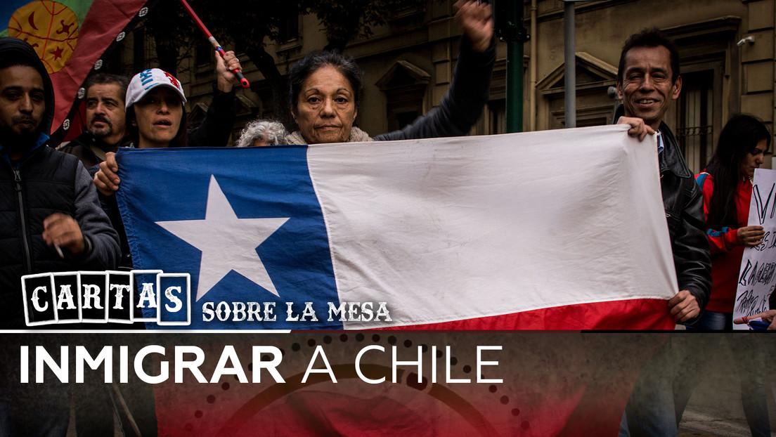 Inmigrar a Chile