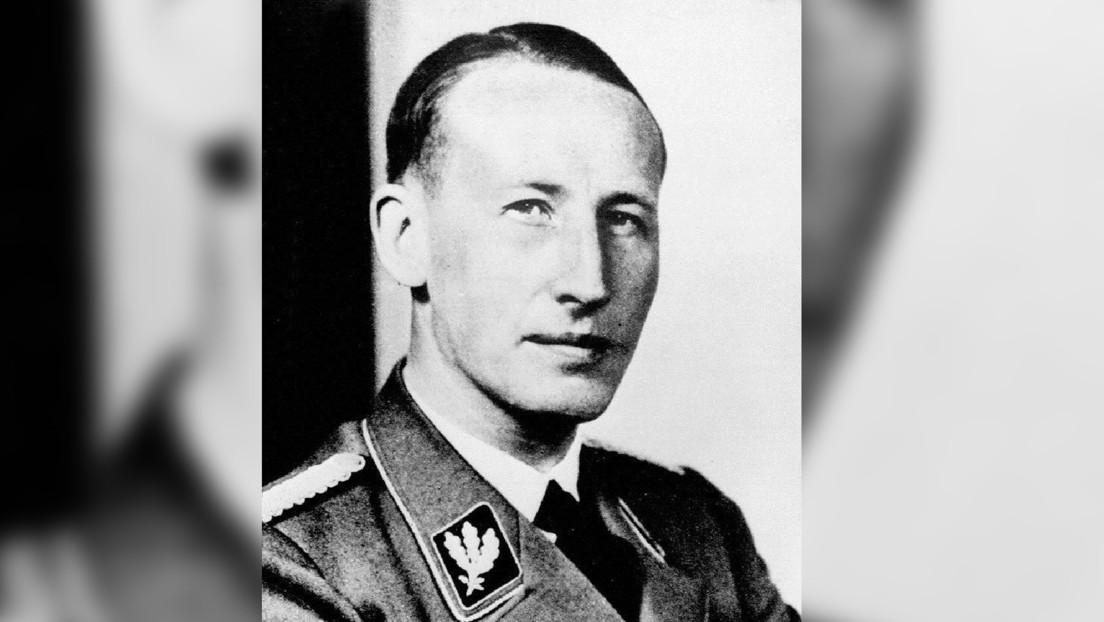"""Intentan sustraer en Berlín los restos del alto oficial nazi Reinhard Heydrich, el """"Carnicero de Praga"""""""