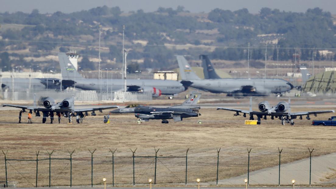 """El Pentágono sobre el posible cierre de dos bases en Turquía: """"Son una nación soberana, pero eso se convierte en un asunto de la OTAN"""""""