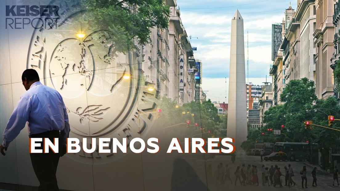 ¿Ofreció Argentina al FMI la Patagonia como aval para recibir el millonario préstamo?