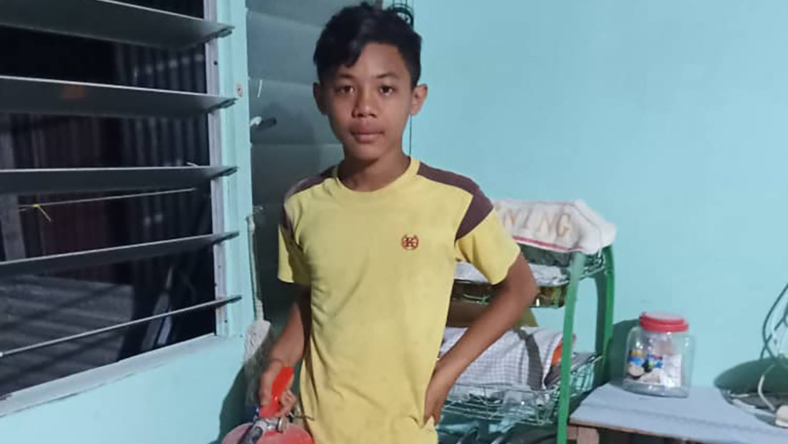 Niño valiente de 13 años salva a más de 100personas tras declararse un incendio en una vivienda comunal