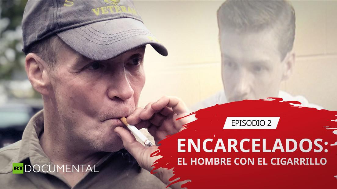 Encarcelados: El hombre con el cigarrillo