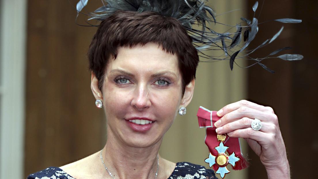 La directora mejor pagada del Reino Unido se embolsa cientos de millones de dólares y bate su propio récord de salario