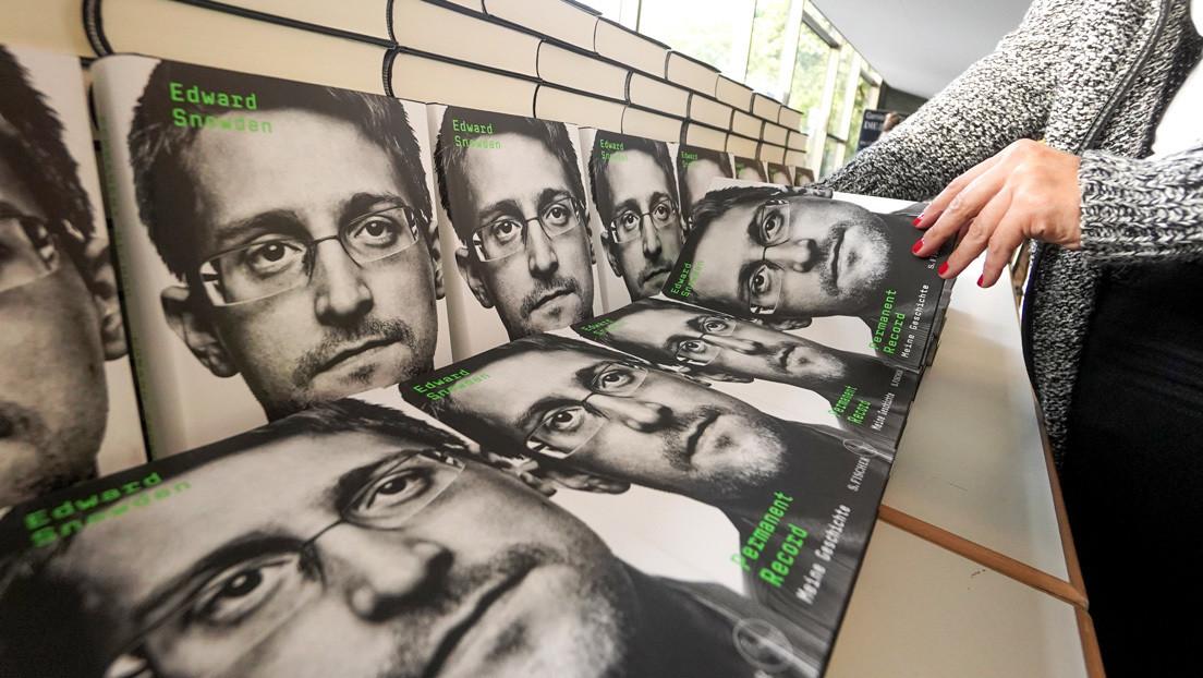Las ganancias del libro de Snowden serán para el Gobierno de EE.UU. por fallo de un juez