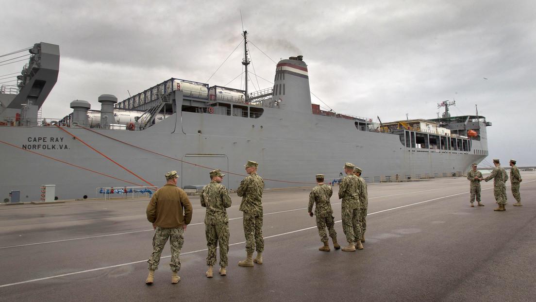 EE.UU. quiere aumentar en un 50 % su presencia en la base naval de Rota en España