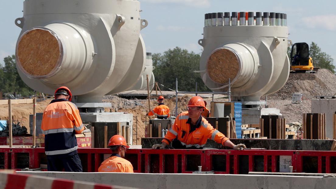 """Merkel sobre la amenaza de sanciones de EE.UU. por el gasoducto Nord Stream 2: """"No vamos a retroceder"""""""