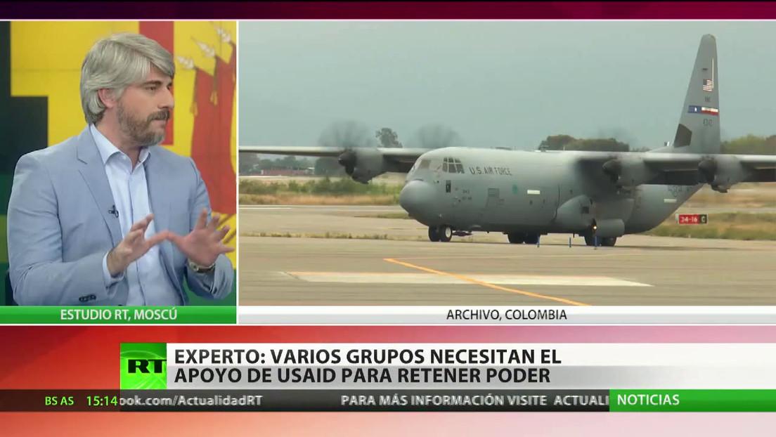 USAID quiere reanudar su cooperación con Bolivia tras la salida de Morales