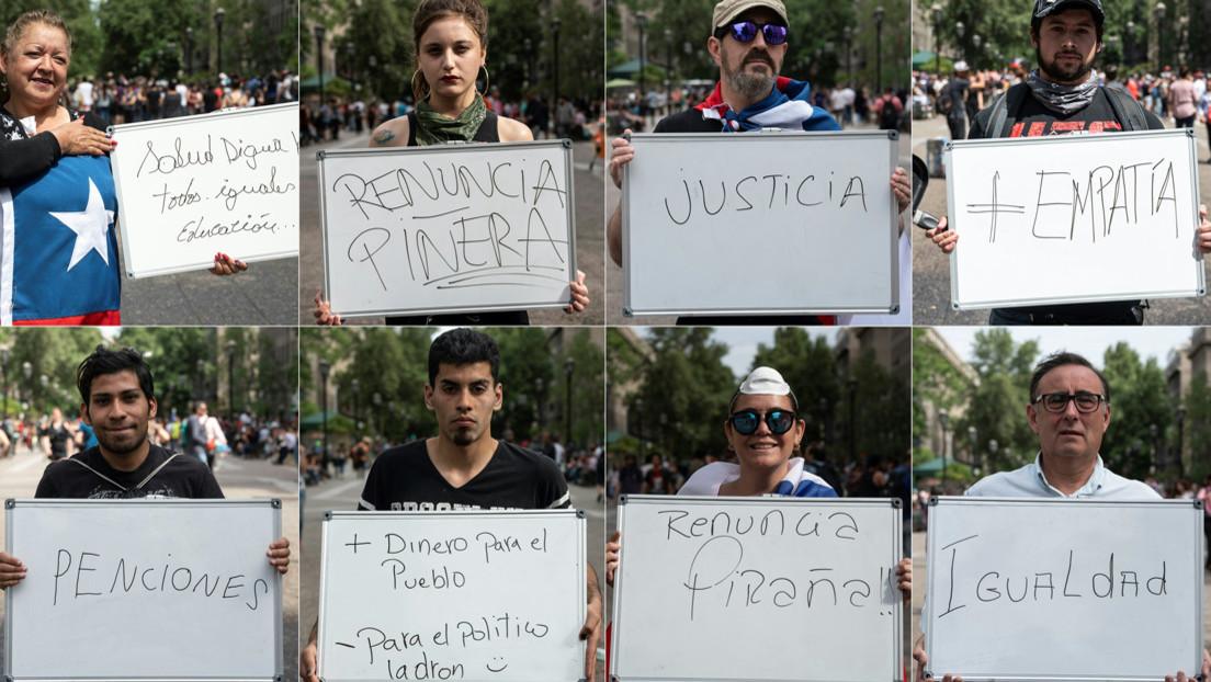 10 medidas impulsadas por Piñera para frenar las protestas (y por qué no han funcionado)