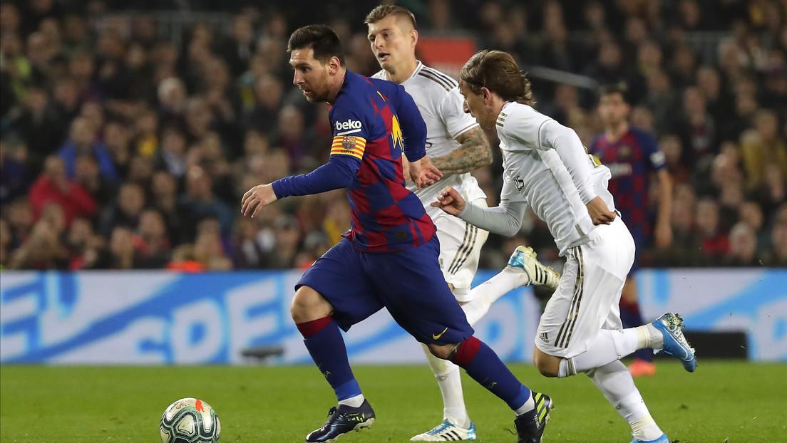 El esperado 'Clásico' en el Camp Nou termina en empate a nada por primera vez en 17 años y la Red se llena de memes