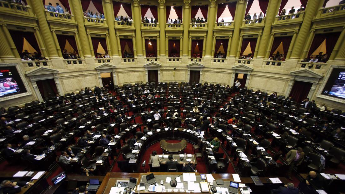 El proyecto de medidas económicas del Gobierno de Alberto Fernández obtiene mayoría en Argentina