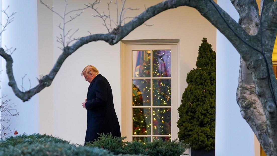 """La Casa Blanca califica la votación sobre 'impeachment' como """"uno de los episodios políticos más vergonzosos en la historia de EE.UU."""""""