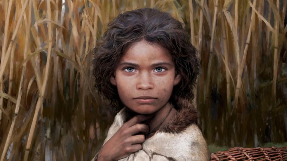 """FOTO: Reconstruyen la apariencia """"sorprendente"""" de una mujer de hace 5.700 años"""