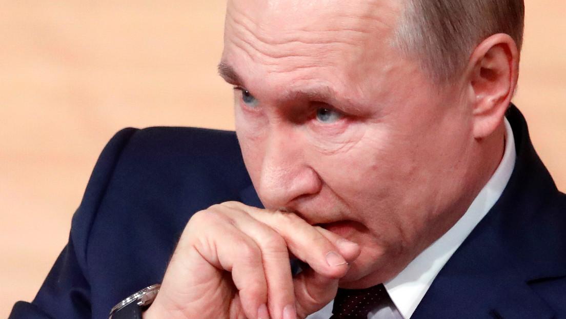 """Putin opina que Lenin creó """"puntos dolorosos"""" al establecer la URSS como una confederación de la que los territorios podían separarse"""