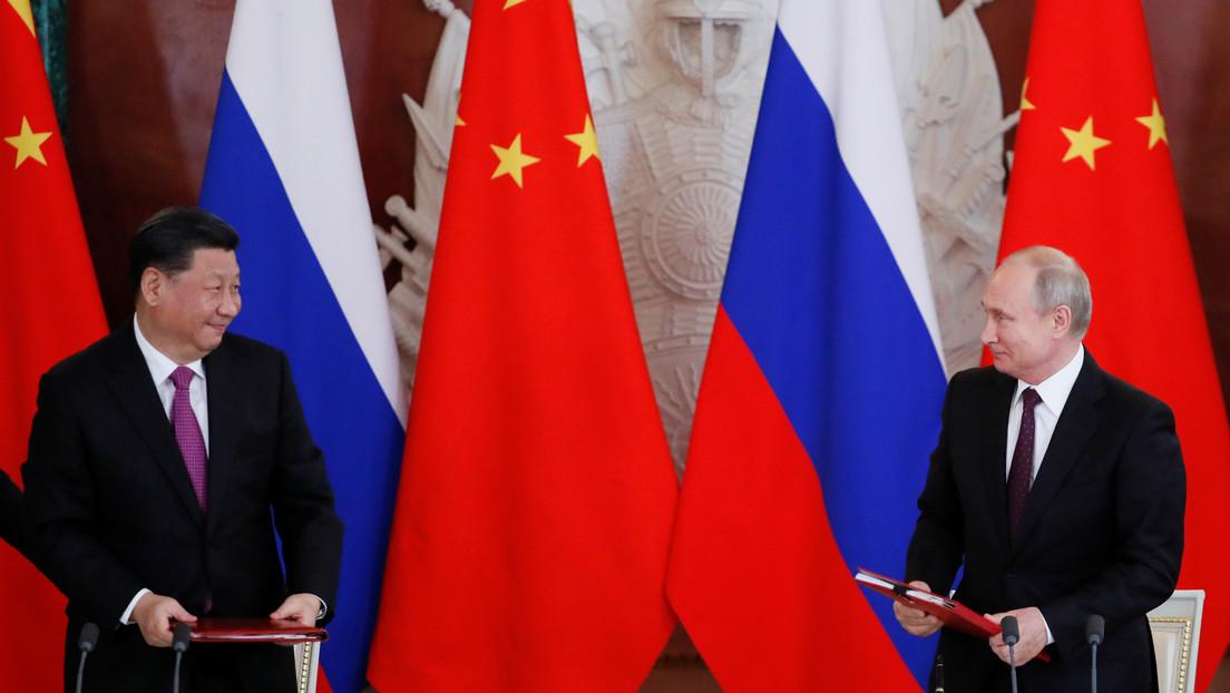 """Putin: """"Rusia y China tienen un nivel de confianza sin precedentes"""""""
