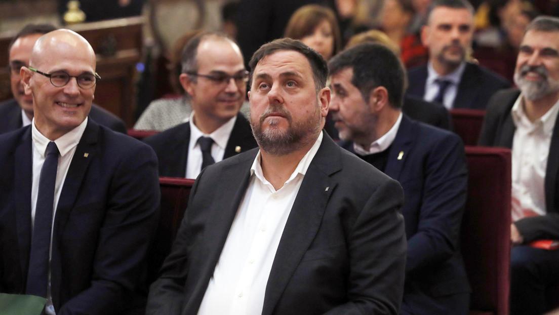 La Justicia europea sentencia que el exvicepresidente catalán Oriol Junqueras tenía derecho a la inmunidad como eurodiputado