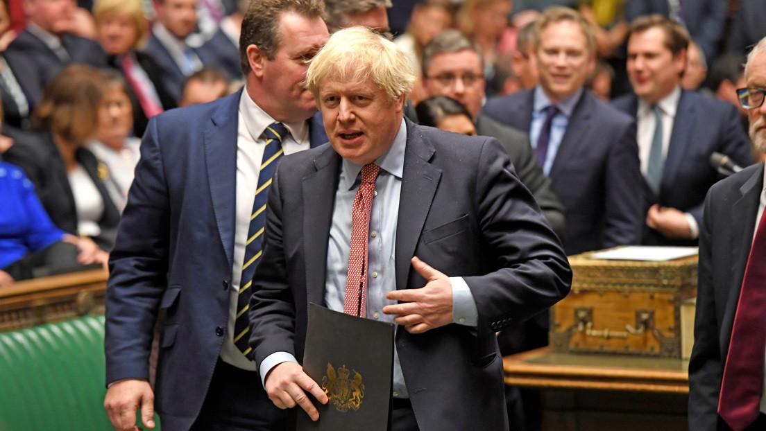 El gobierno británico publica una cláusula al proyecto de ley del Brexit que evita cualquier extensión del periodo de transición