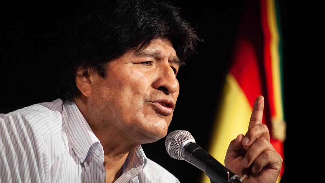 """Morales dice que orden de arresto en su contra """"no procede"""" porque legalmente sigue siendo presidente"""