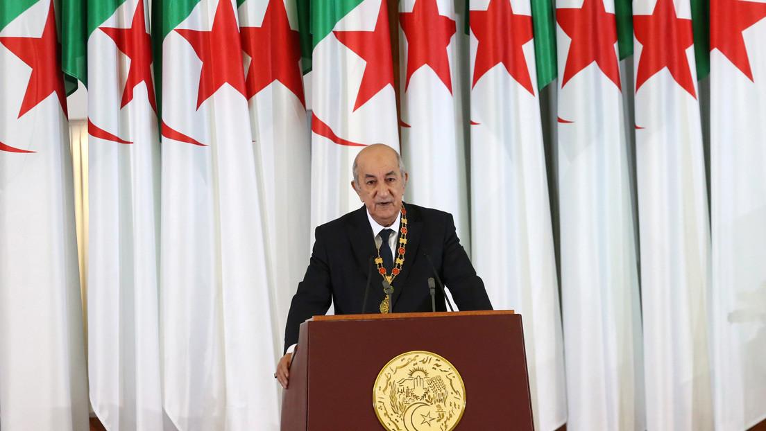 Los retos y desafíos del nuevo presidente argelino