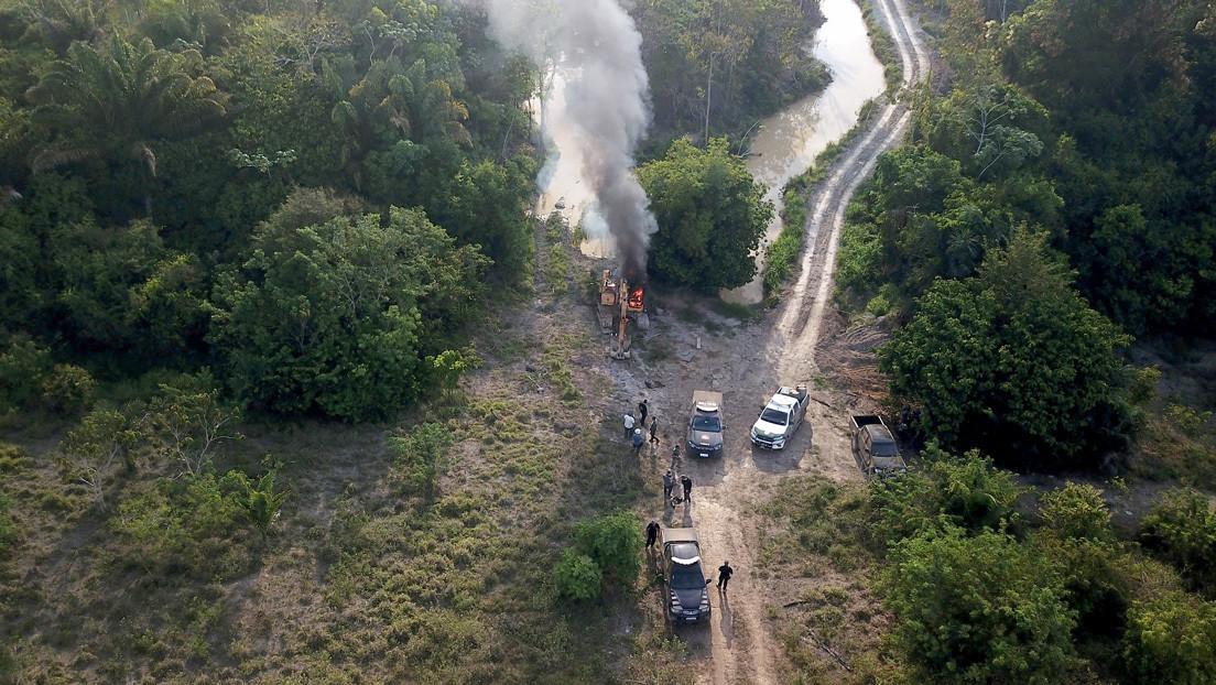 Bolsonaro afirma que está listo el proyecto de ley para autorizar la minería en tierras indígenas