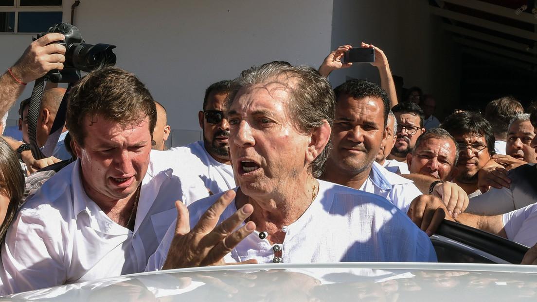 Dictan 19 años de cárcel para el médium João de Deus por uno de los mayores escándalos de abusos sexuales en Brasil