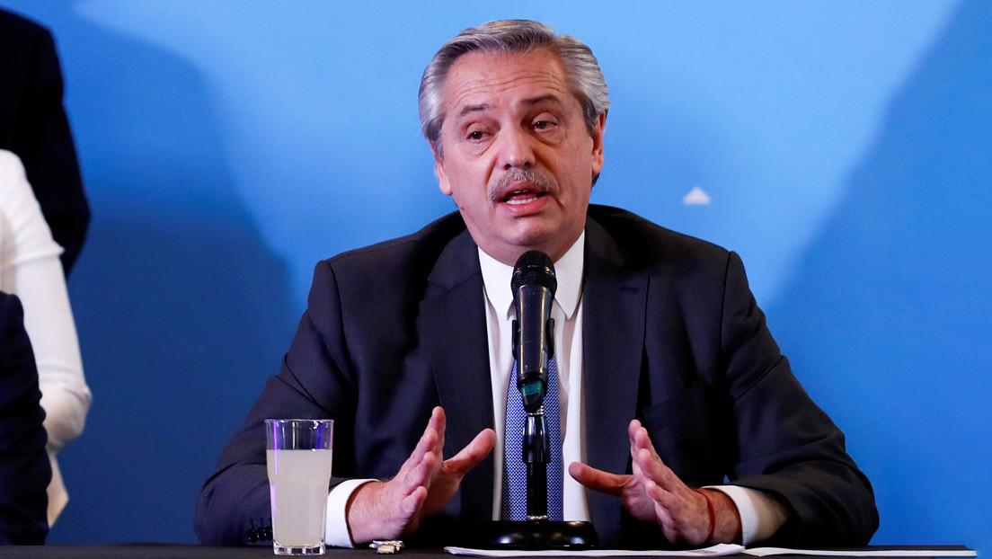 Gobierno de Alberto Fernández presenta el 'Plan Integral Argentina contra el Hambre'
