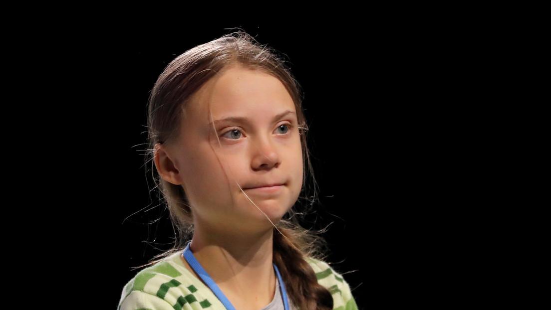 Dictan sentencia a un hombre que amenazó con dispararle a Greta Thunberg con un fusil de francotirador y soltar perros contra ella