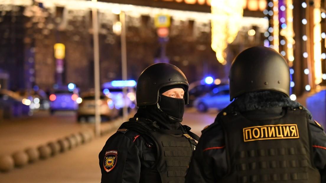 Solitario y amante de las armas: qué se sabe del tirador que abrió fuego cerca de la sede del FSB en Moscú