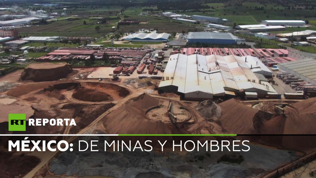 ¿Dar empleos o poner en riesgo la naturaleza? Un proyecto metalúrgico divide a los habitantes de una comunidad mexicana