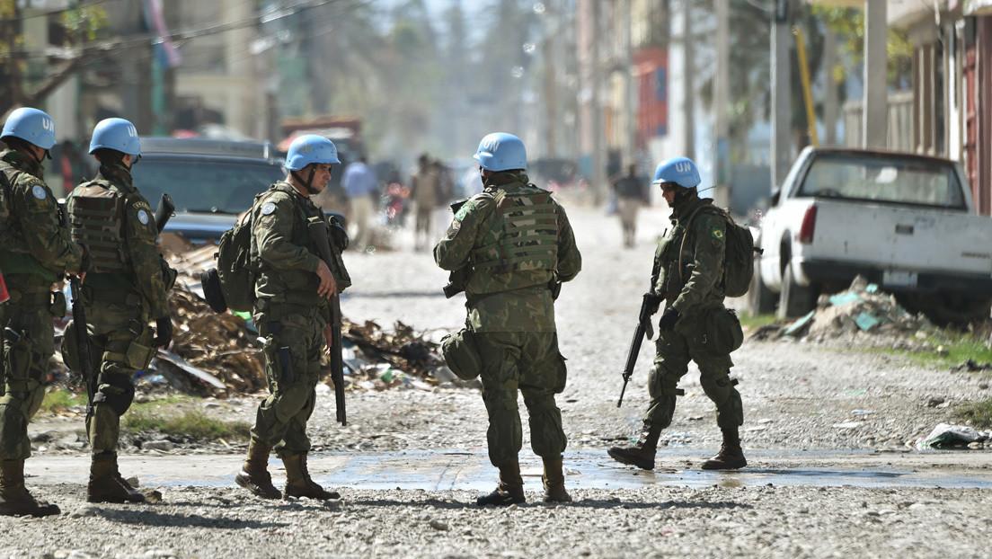 Gobierno de Haití pedirá ayuda a la ONU para mujeres y niñas violadas por los cascos azules