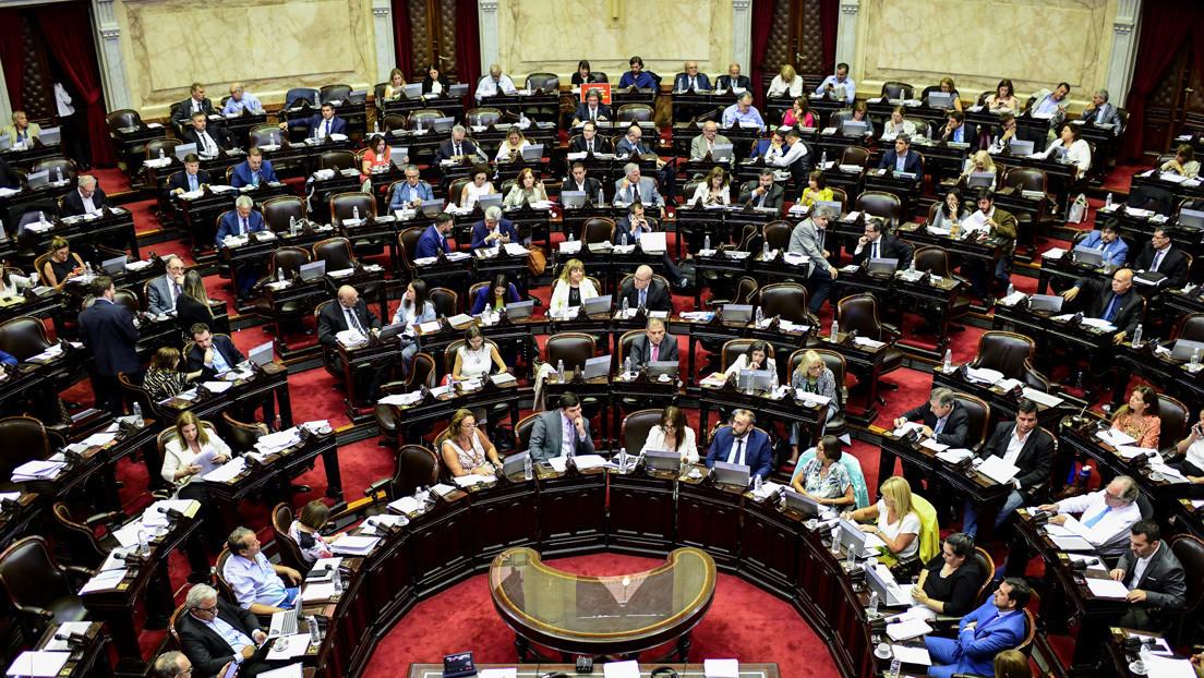 El Senado de Argentina aprueba el proyecto de ley de emergencia económica