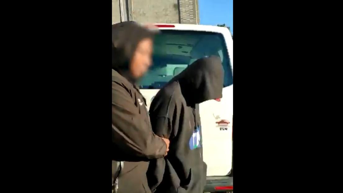 VIDEO: Detienen en México a miembros de una red internacional de pornografía infantil por WhatsApp